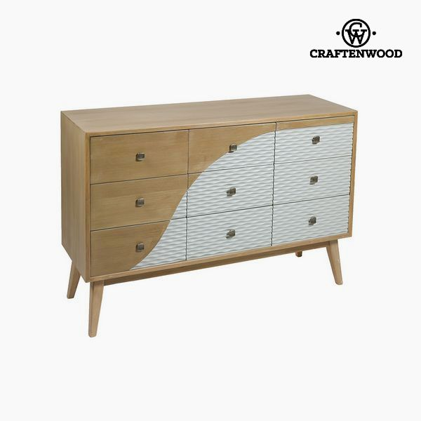 Chest of drawers Mdf (120 x 85 x 40 cm) by Craftenwood