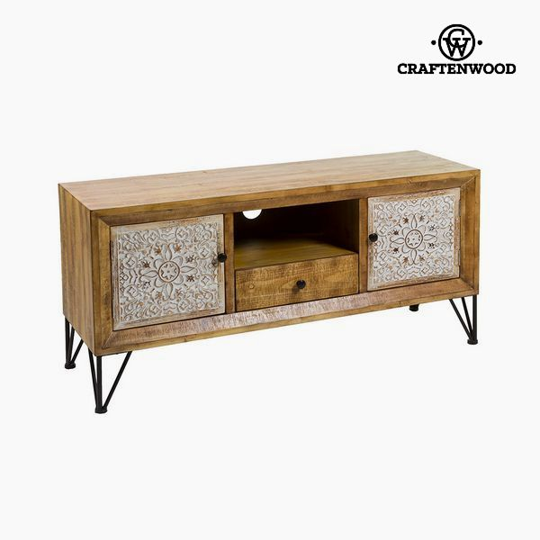 TV Table Fir Mdf (121 x 57 x 38 cm) by Craftenwood