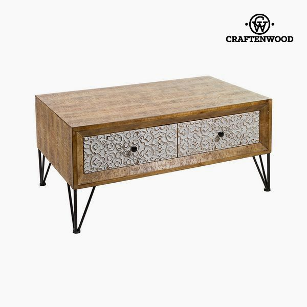 Centre Table Fir Mdf (101 x 60 x 48 cm) by Craftenwood