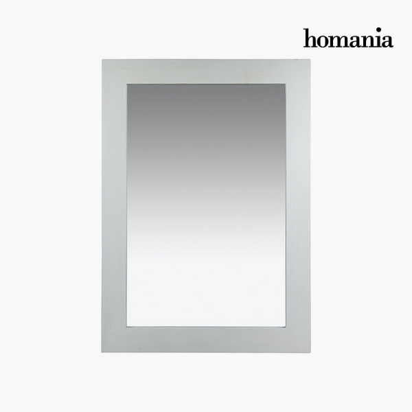 Mirror White (75 x 6 x 106 cm) by Homania