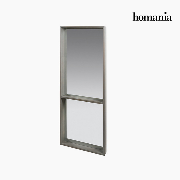 Mirror Grey (62 x 9 x 152 cm) by Homania