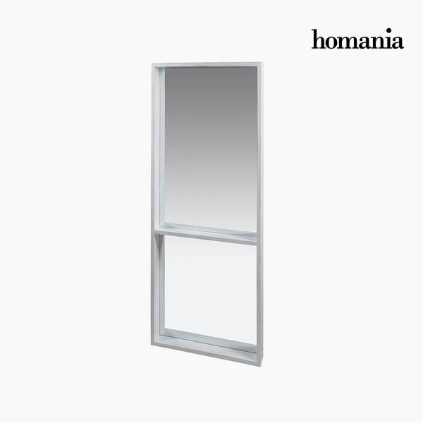 Mirror White (62 x 9 x 152 cm) by Homania