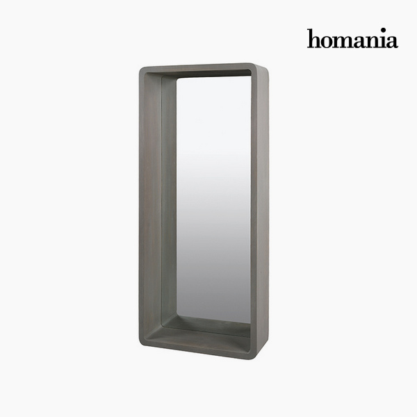 Mirror Grey (40 x 15 x 90 cm) by Homania