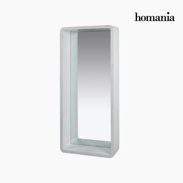 Mirror White (40 x 15 x 90 cm) by Homania