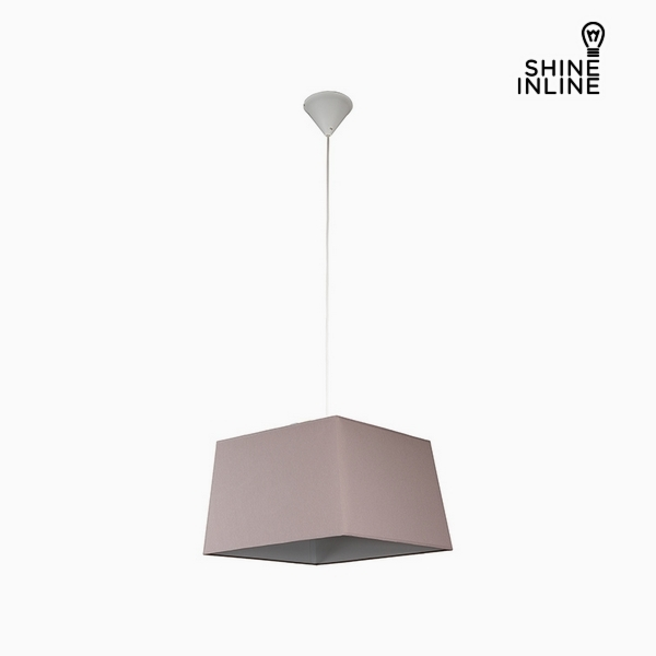 Ceiling Light Brown (40 x 30 x 25 cm) by Shine Inline