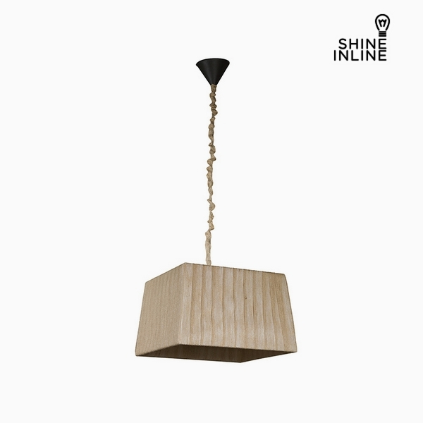 Ceiling Light Cotton Polyester (40 x 30 x 25 cm) by Shine Inline