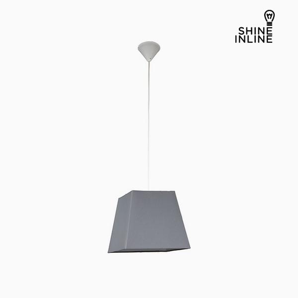 Ceiling Light Grey (30 x 20 x 25 cm) by Shine Inline