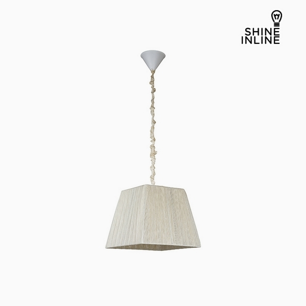 Ceiling Light Cotton Polyester (30 x 20 x 25 cm) by Shine Inline
