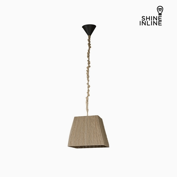 Ceiling Light Brown (30 x 20 x 25 cm) by Shine Inline