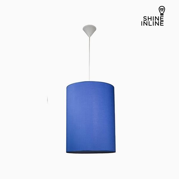 Ceiling Light Blue (45 x 45 x 60 cm) by Shine Inline
