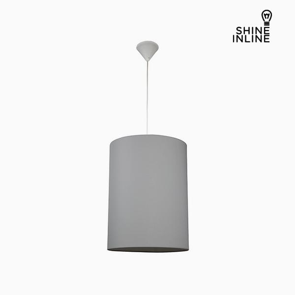 Ceiling Light Grey (45 x 45 x 60 cm) by Shine Inline