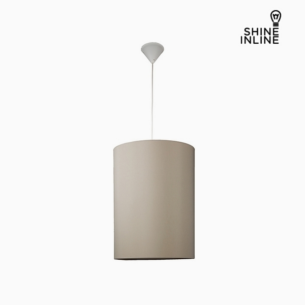 Ceiling Light Brown (45 x 45 x 60 cm) by Shine Inline