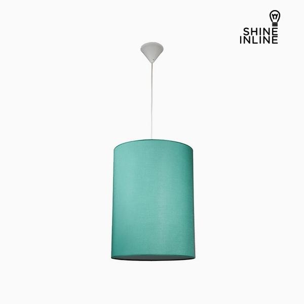 Ceiling Light Green (45 x 45 x 60 cm) by Shine Inline
