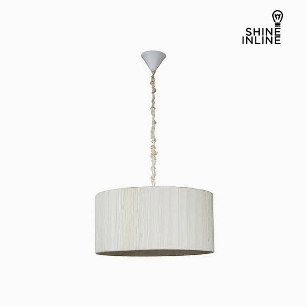 Ceiling Light Cotton Polyester (45 x 45 x 22 cm) by Shine Inline