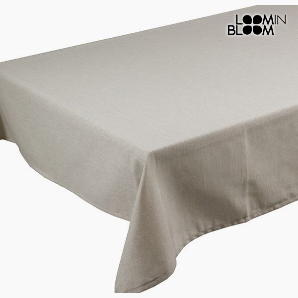 Tablecloth Beige (30 x 45 x 0,5 cm) by Loom In Bloom