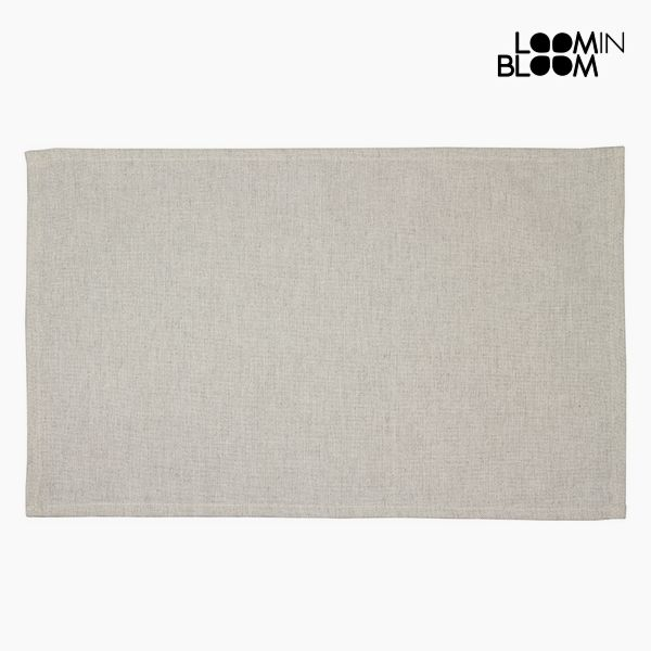 Tablecloth Beige (13 x 20 x 0,5 cm) by Loom In Bloom