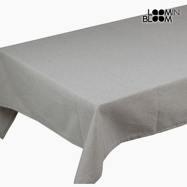 Tablecloth Grey (30 x 45 x 0,5 cm) by Loom In Bloom