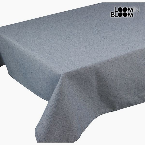 Tablecloth Blue (30 x 45 x 0,5 cm) by Loom In Bloom