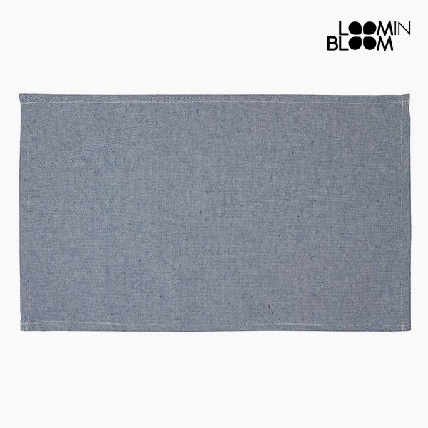 Tablecloth Blue (13 x 20 x 0,5 cm) by Loom In Bloom
