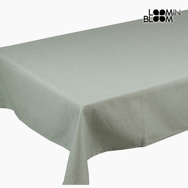 Tablecloth Green (30 x 45 x 0,5 cm) by Loom In Bloom