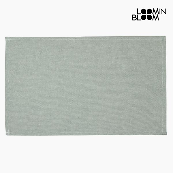 Tablecloth Green (13 x 20 x 0,5 cm) by Loom In Bloom