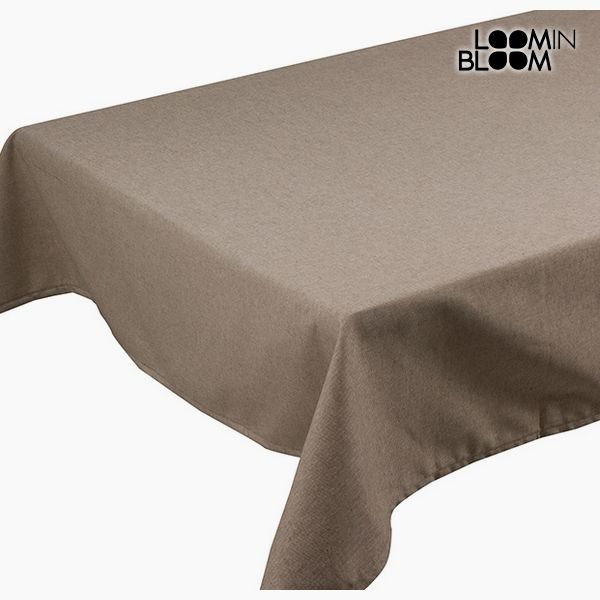 Tablecloth Brown (30 x 45 x 0,5 cm) by Loom In Bloom