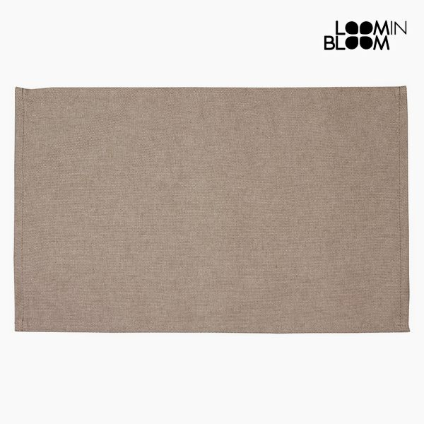 Tablecloth Brown (13 x 20 x 0,5 cm) by Loom In Bloom