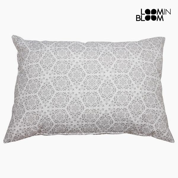 Cushion Grey (50 x 70 x 10 cm) by Loom In Bloom