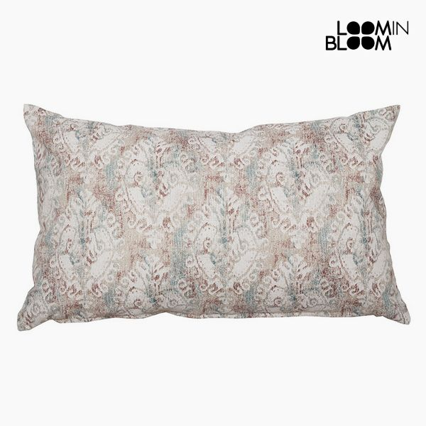 Cushion Cotton and polyester Printed (30 x 50 x 10 cm) by Loom In Bloom