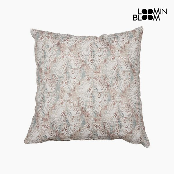 Cushion Cotton and polyester Printed (45 x 45 x 10 cm) by Loom In Bloom