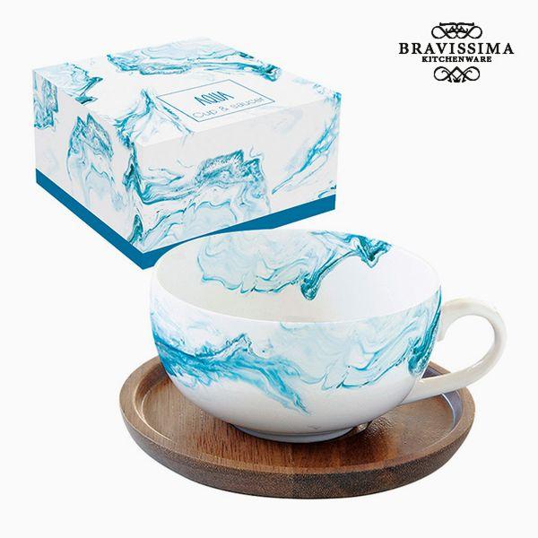 Teacup Porcelain by Bravissima Kitchen