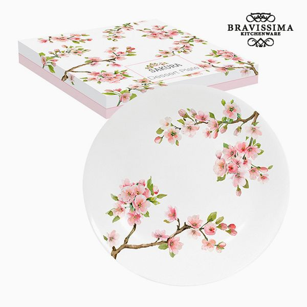 Flat plate Porcelain by Bravissima Kitchen