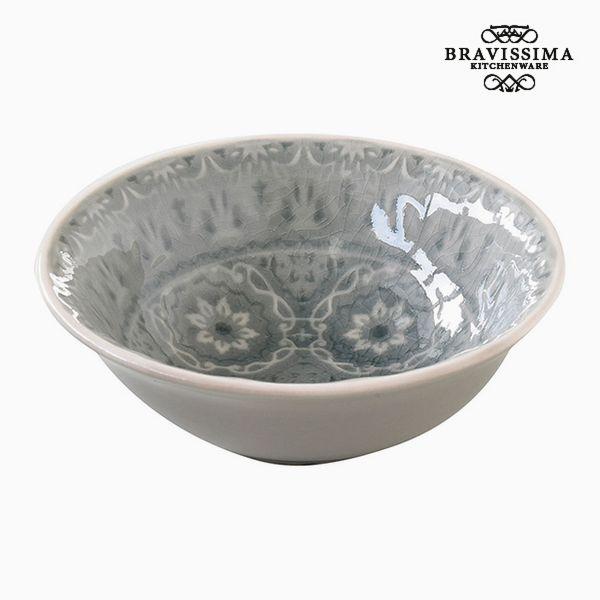 Bowl Porcelain Grey by Bravissima Kitchen