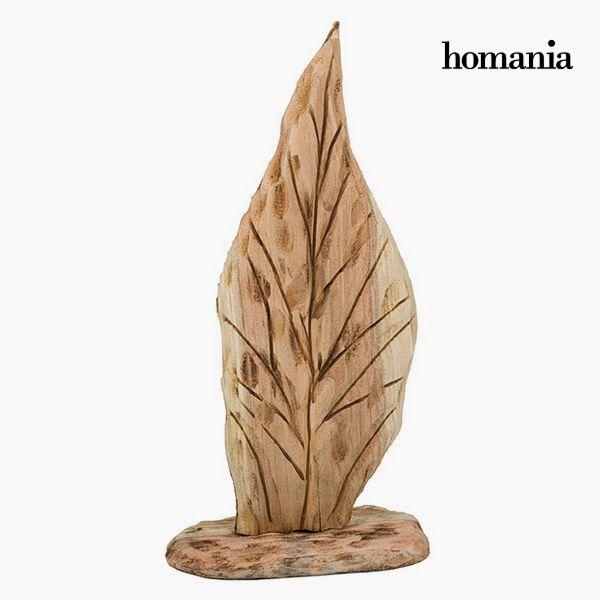 Decorative Figure Sheet Wood by Homania