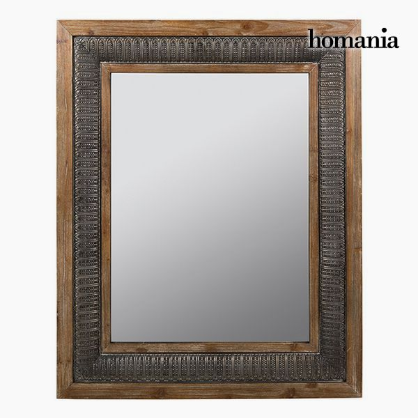 Mirror Squared Bronze Silver - Vintage Collection by Homania