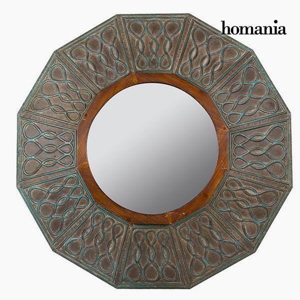 Mirror Circular Bronze - Vintage Collection by Homania