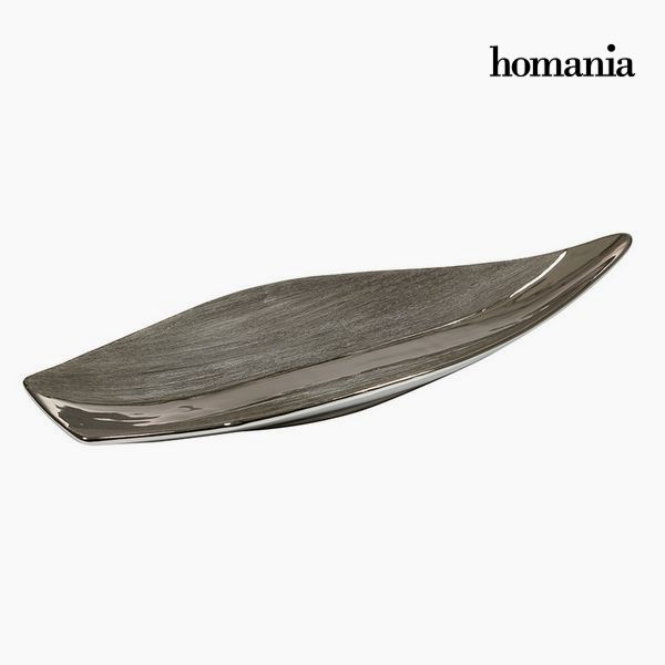 Centerpiece Silver Black - New York Collection by Homania