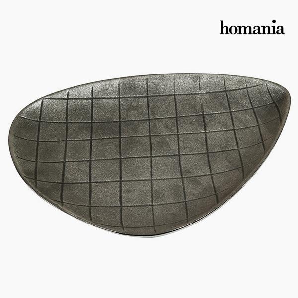 Centerpiece Ceramic (39 x 30 x 4 cm) by Homania