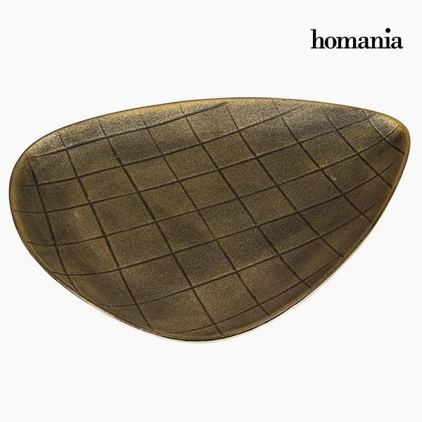 Centerpiece Ceramic (44 x 35 x 5 cm) by Homania
