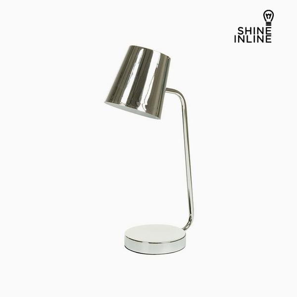Desk Lamp Chrome Aluminium (22 x 14 x 46 cm) by Shine Inline