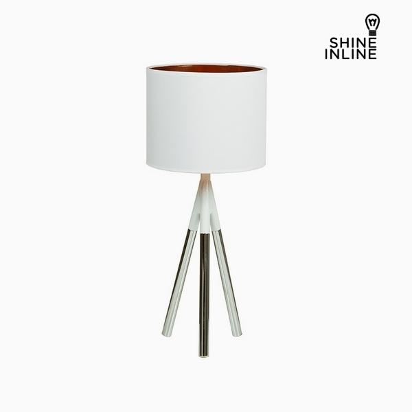 Desk Lamp Chrome Aluminium (23 x 23 x 52 cm) by Shine Inline