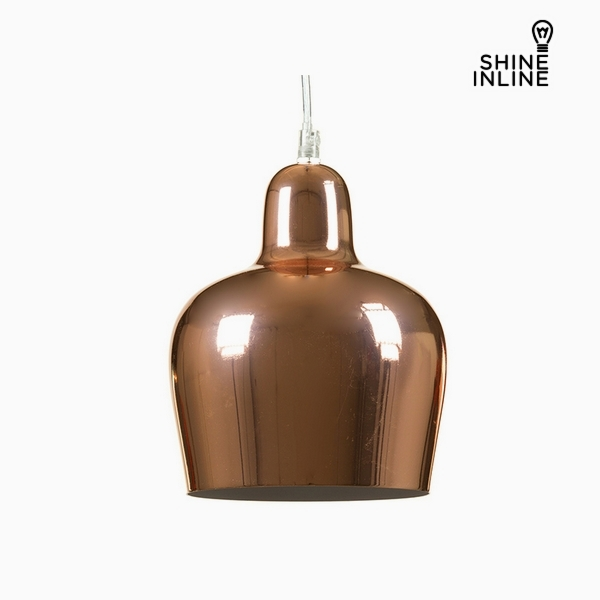 Ceiling Light Copper Iron (16 x 16 x 21 cm) by Shine Inline
