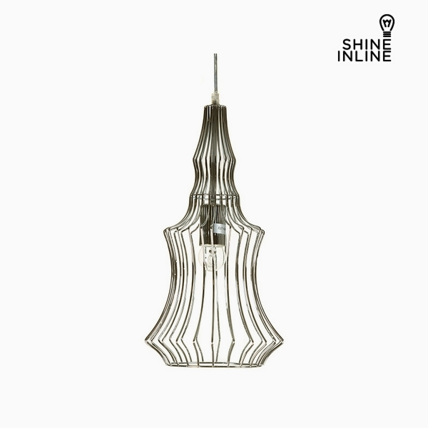 Ceiling Light Chrome Iron (23 x 23 x 43 cm) by Shine Inline
