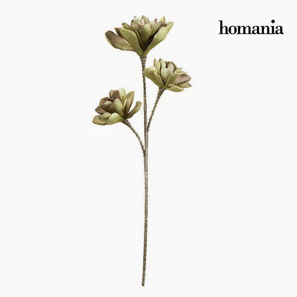 Flower Foam Purple Green by Homania