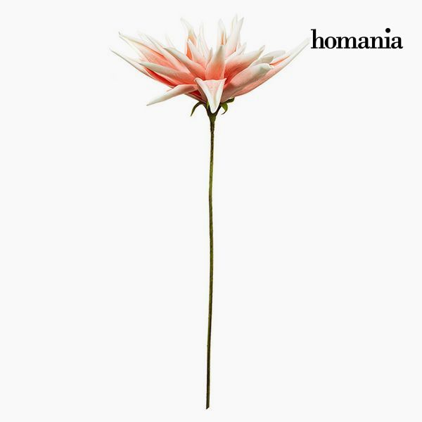 Flower Foam White Salmon by Homania