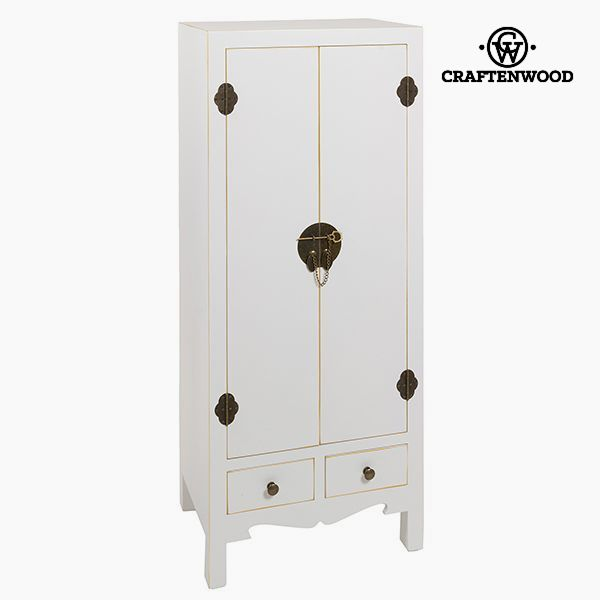 Cupboard Mdf White - Modern Collection by Craftenwood