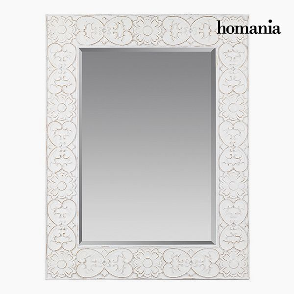 Mirror Squared White - Pure White Collection by Homania