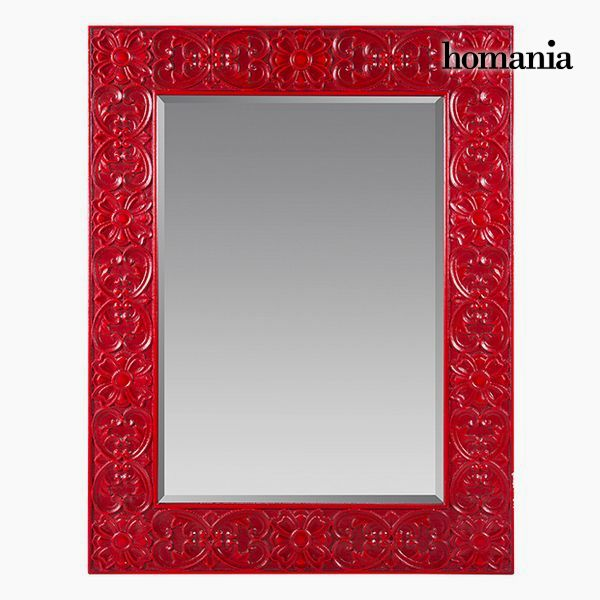 Mirror Squared Red - Be Yourself Collection by Homania