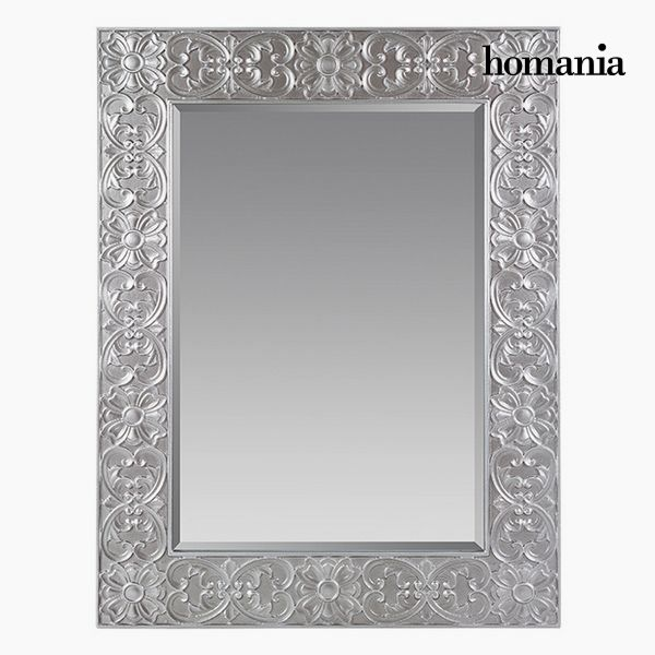 Mirror Squared Silver - Queen Deco Collection by Homania