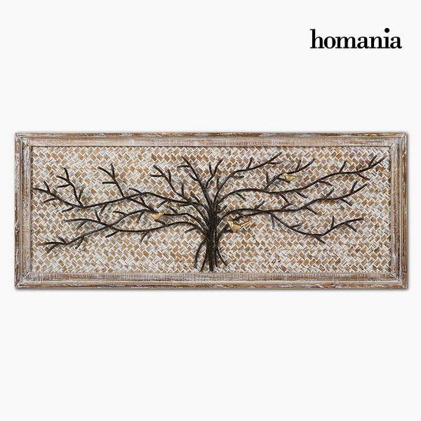 Painting Tree (107 x 7 x 43 cm) by Homania